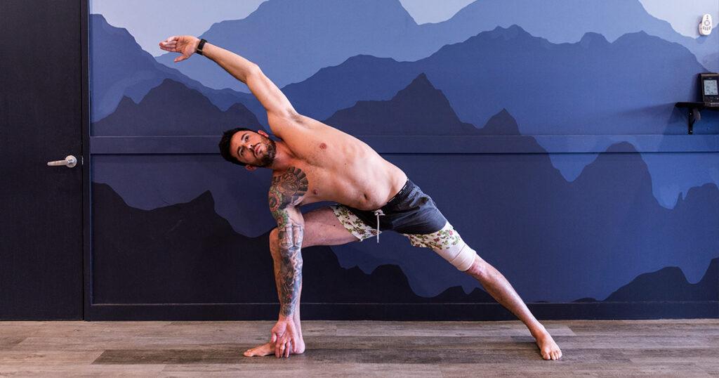 Hot Sumit's Vinyasa Flow Yoga